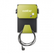 Wallbe Dual Bike Green