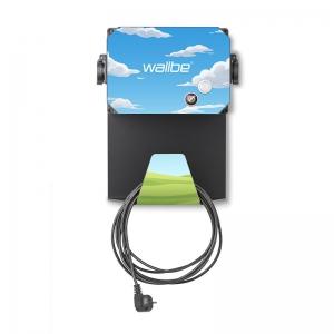 Wallbe Dual Bike Clouds