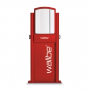 Wallbe Master M3 Red