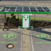 wallbe Sun4Charge Solar-Carport