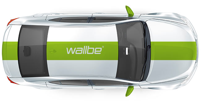 wallbe - Driving eMobility.